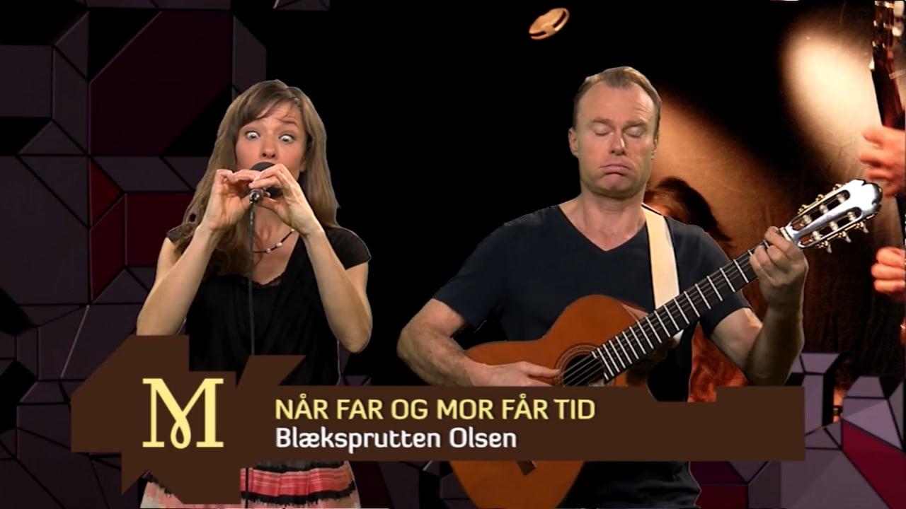 Når Far Og Mor Får Tid – Blæksprutten Olsen