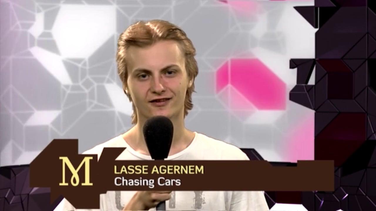 Lasse Agernem – Chasing cars