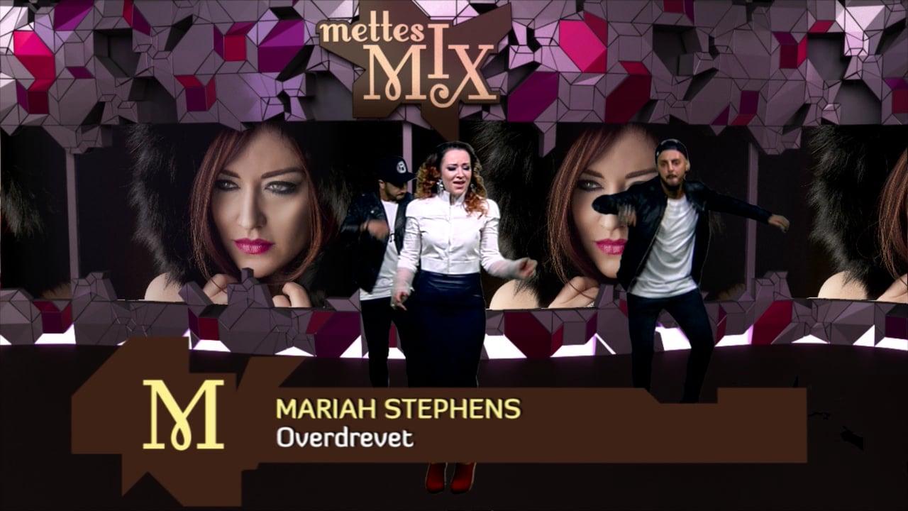 Mariah Stephens – Overdrevet