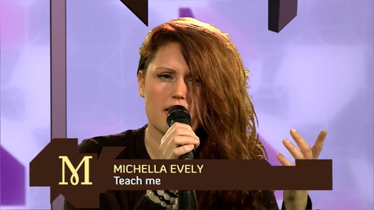 Michella Evely – Teach me 1