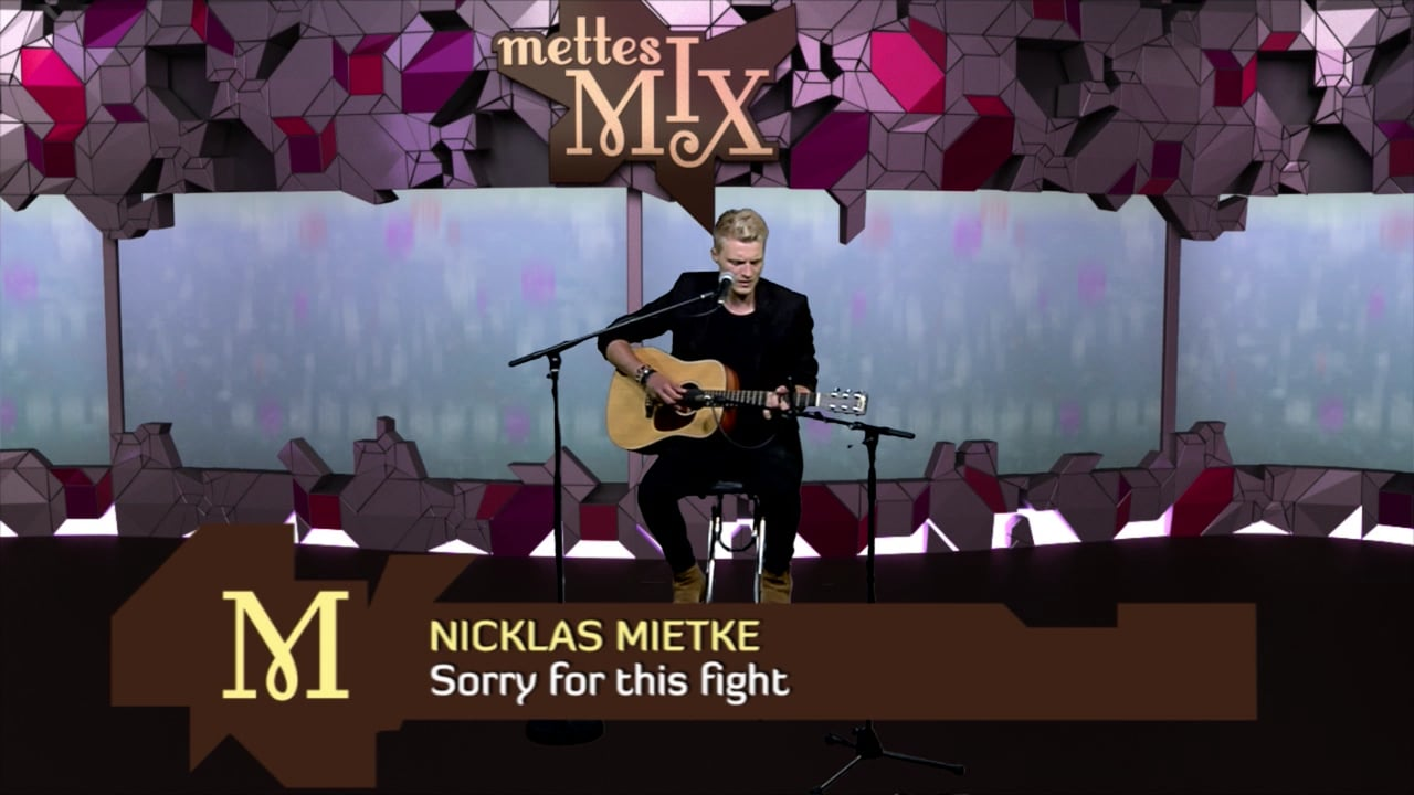 Nicklas Mietke – Sorry for this fight