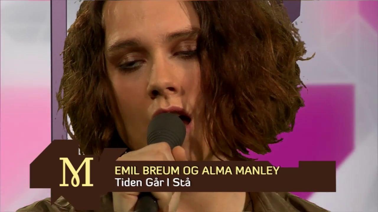 Emil Breum og Alma Manley – Tiden går i stå 1
