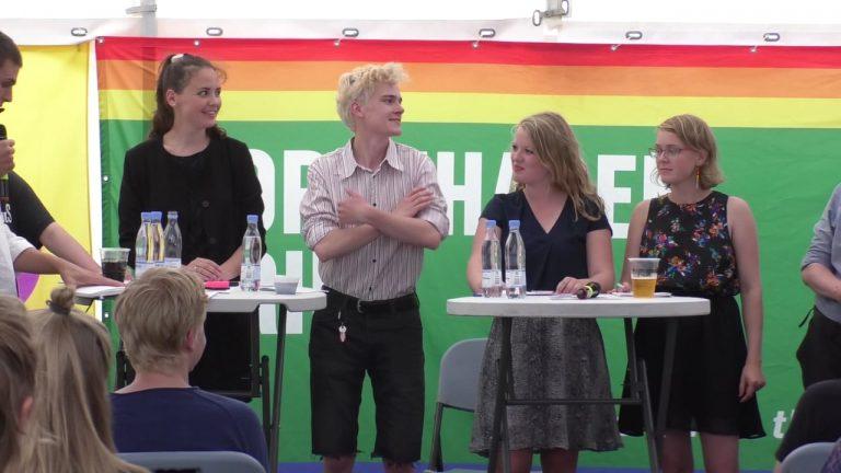 05 Ungdomspolitikere i debat om LGBTQ-politik