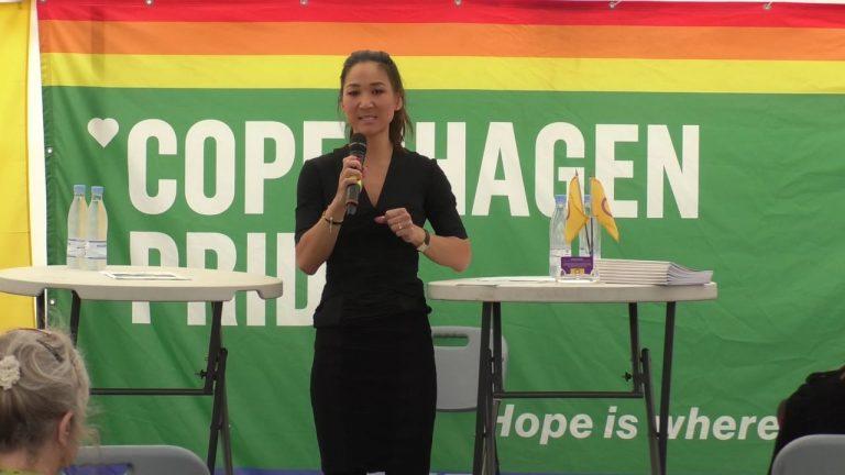 01 Åbning af menneskerettighedsprogrammet – Amnestyraport om interkønnede