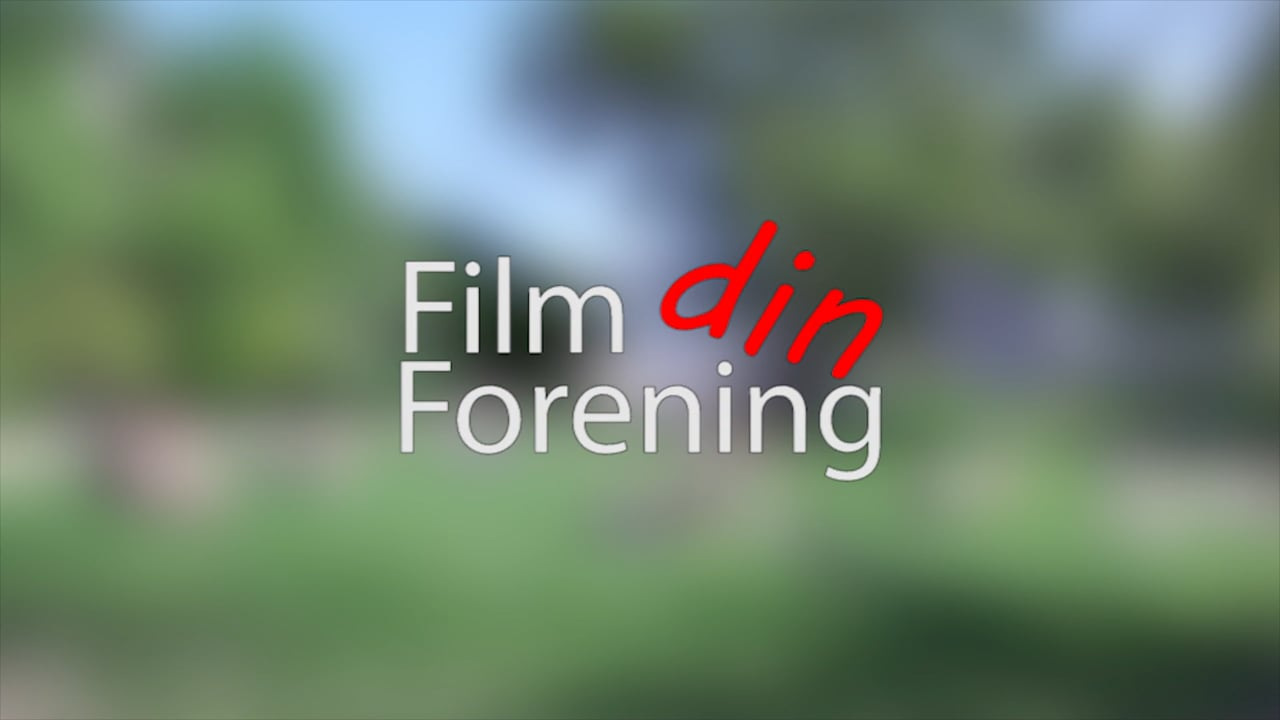 Film din forening – studiepræsentation