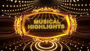 Musical Highlights Logo (LGBT programserie på www.kanal-1.dk)