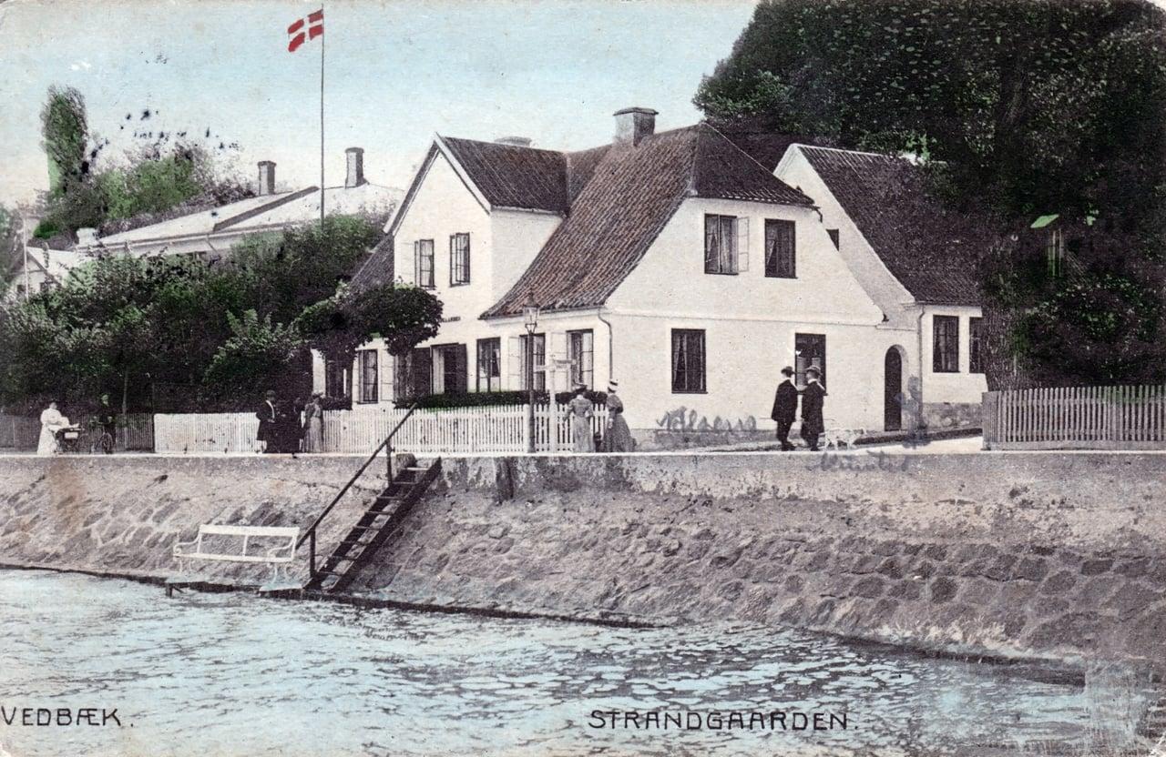 Lokalhistoriske Vandringer – Vedbæk