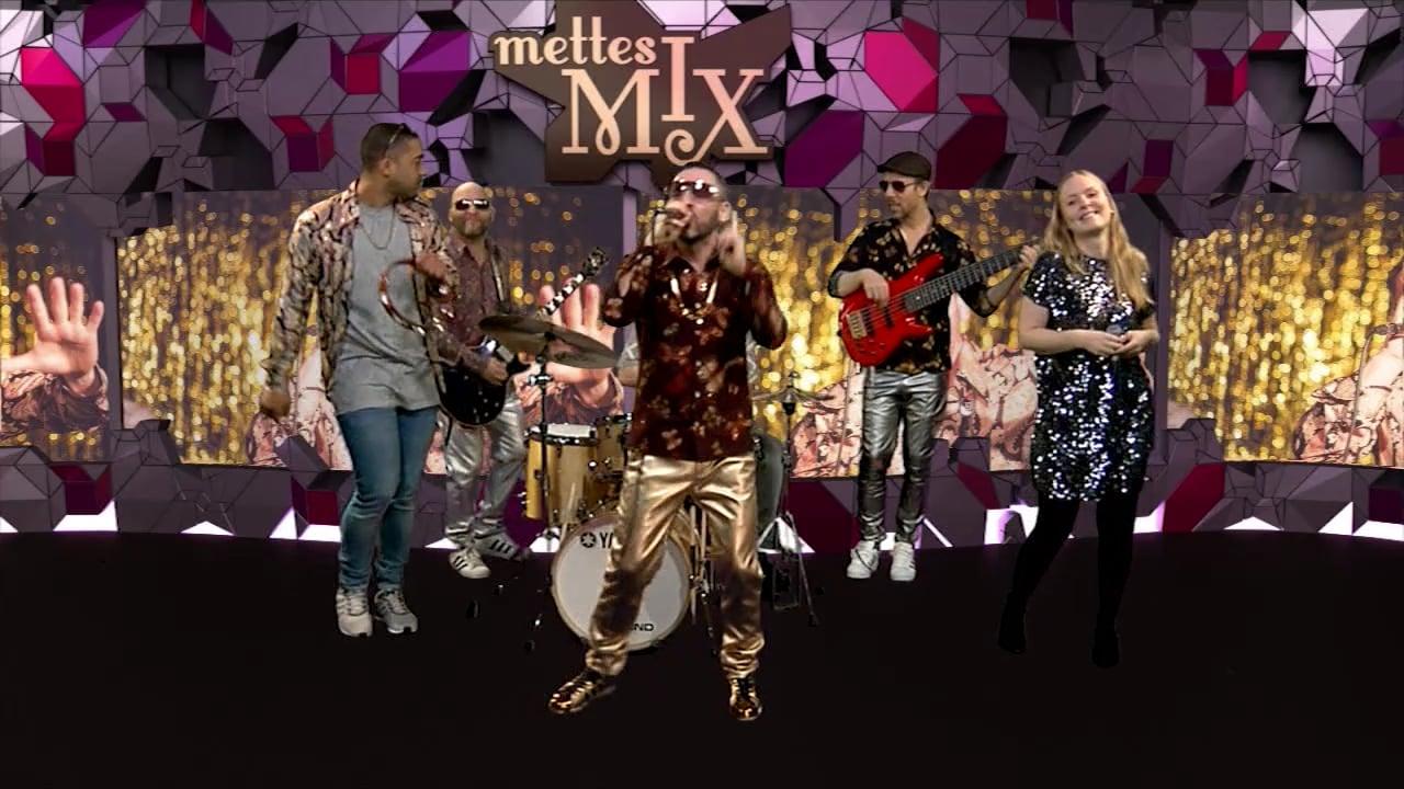Mettes Mix (308) – Camille Hammerich