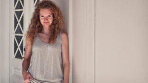 På biiledet ses Christa Waldorff som er vært på programmet Succes for Aphrodite